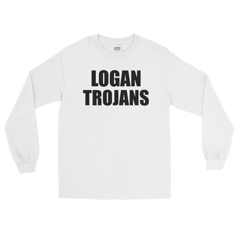 Logan Trojans Unisex Long Sleeve T-Shirt