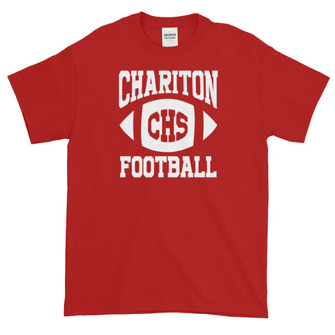 Chariton Chargers Unisex Football T-Shirt (Riverdale)