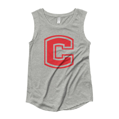 Chariton Chargers Women's Cap Sleeve T-Shirt