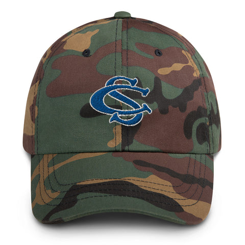Central Springs Military Tribute Embroidered Dad Hat
