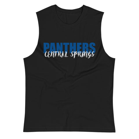 Central Springs Unisex Muscle Shirt