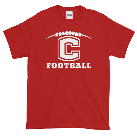 Chariton Chargers Unisex Football T-Shirt
