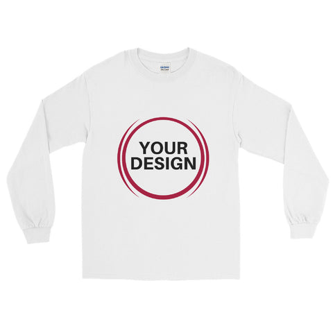 Basic Unisex Long Sleeve Tee