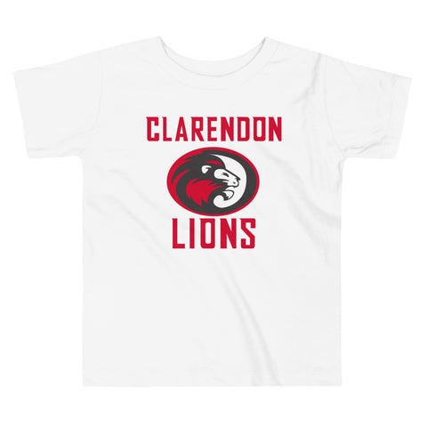 Clarendon Lions Unisex Toddler T-Shirt
