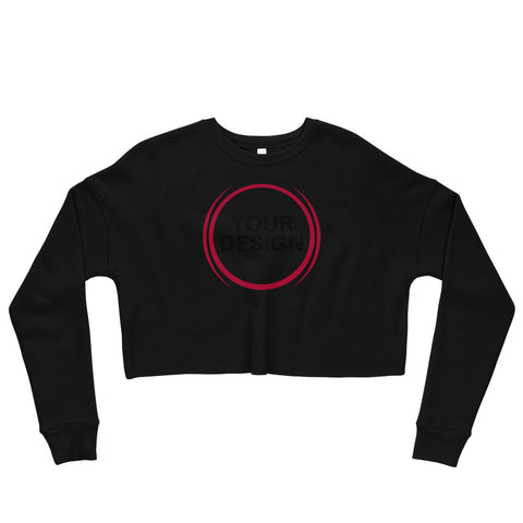 Women's Crop Sweatshirt