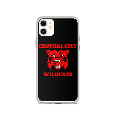 Central City Wildcats iPhone Case (All Sizes Available)