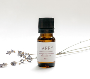Happy - Synergie d'essentielles