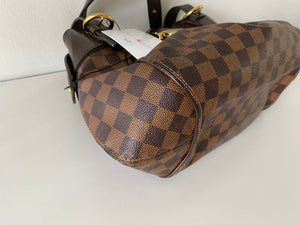 Authentic preowned Louis Vuitton sistina pm