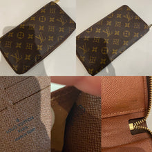 Load image into Gallery viewer, Authentic preowned Louis Vuitton zippy monogram wallet