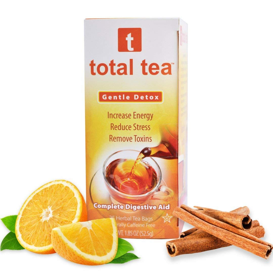 Gentle Detox Tea by Total Tea