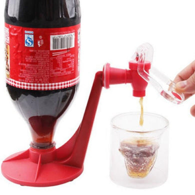 Magic-Tap Soda Dispenser