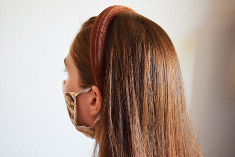 Brownie Head Band