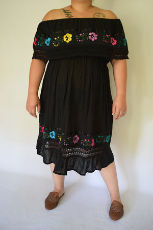 Cotton Festival Dress
