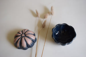 Handmade Ceramic Berry Dish Pair