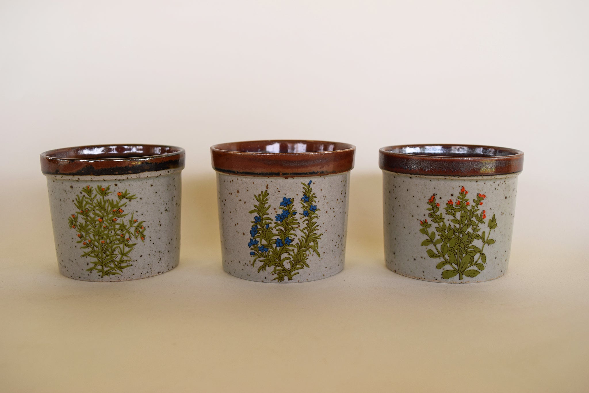 Takahashi Planter Set