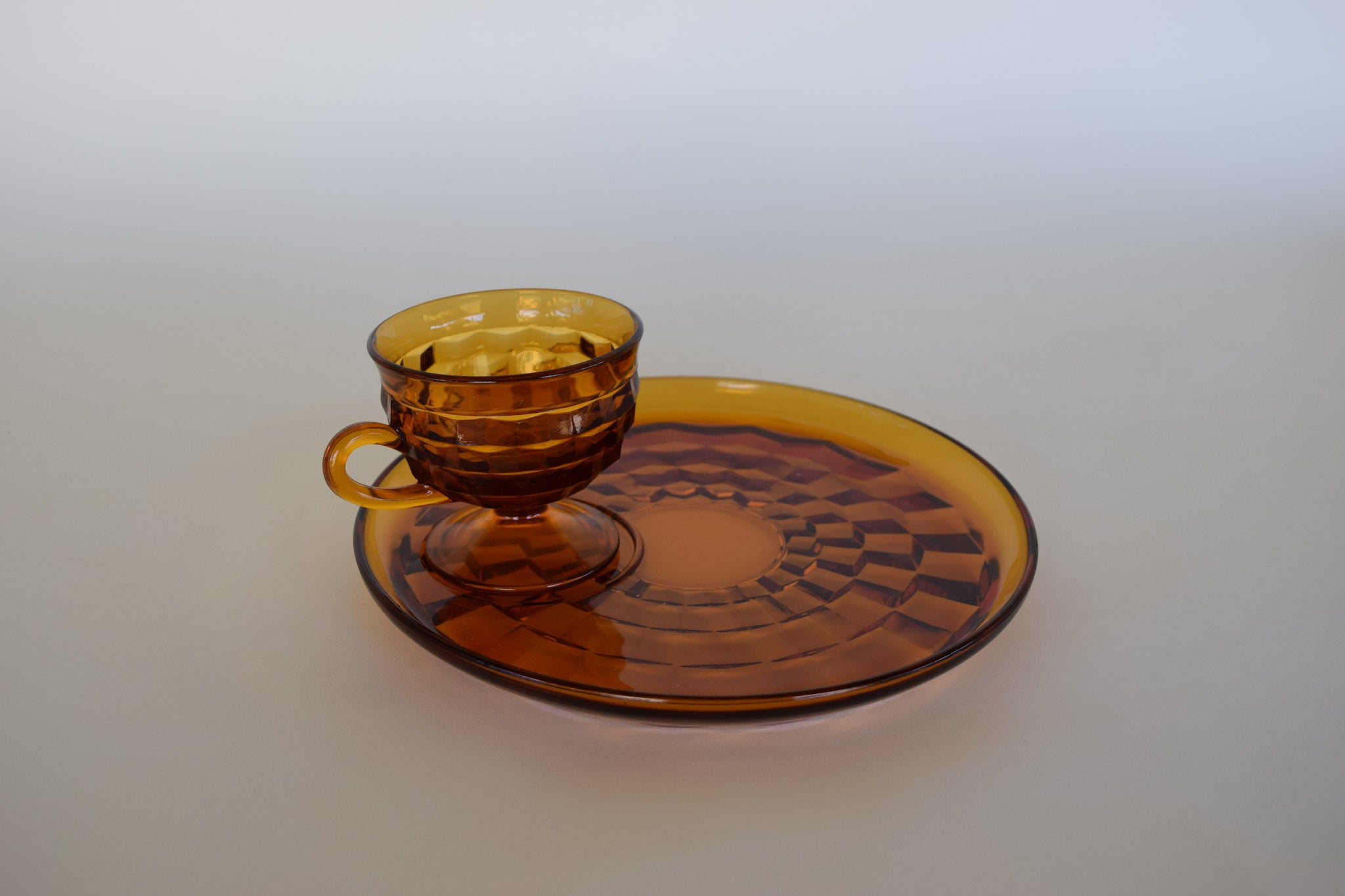 Art Deco Breakfast Set