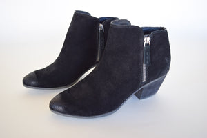 Frye Suede Ankle Booties