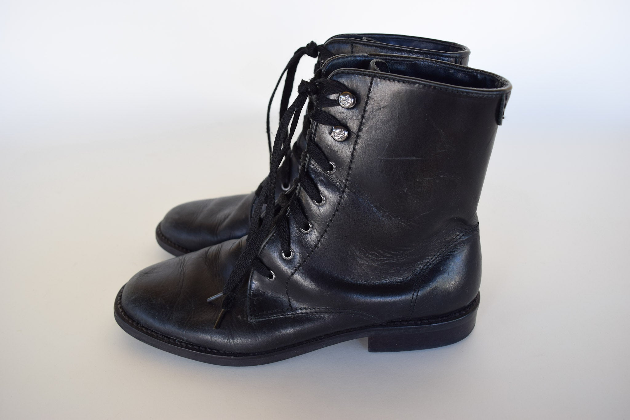 Bass & Co. Leather Boots