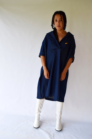 Denim Cotton Dress