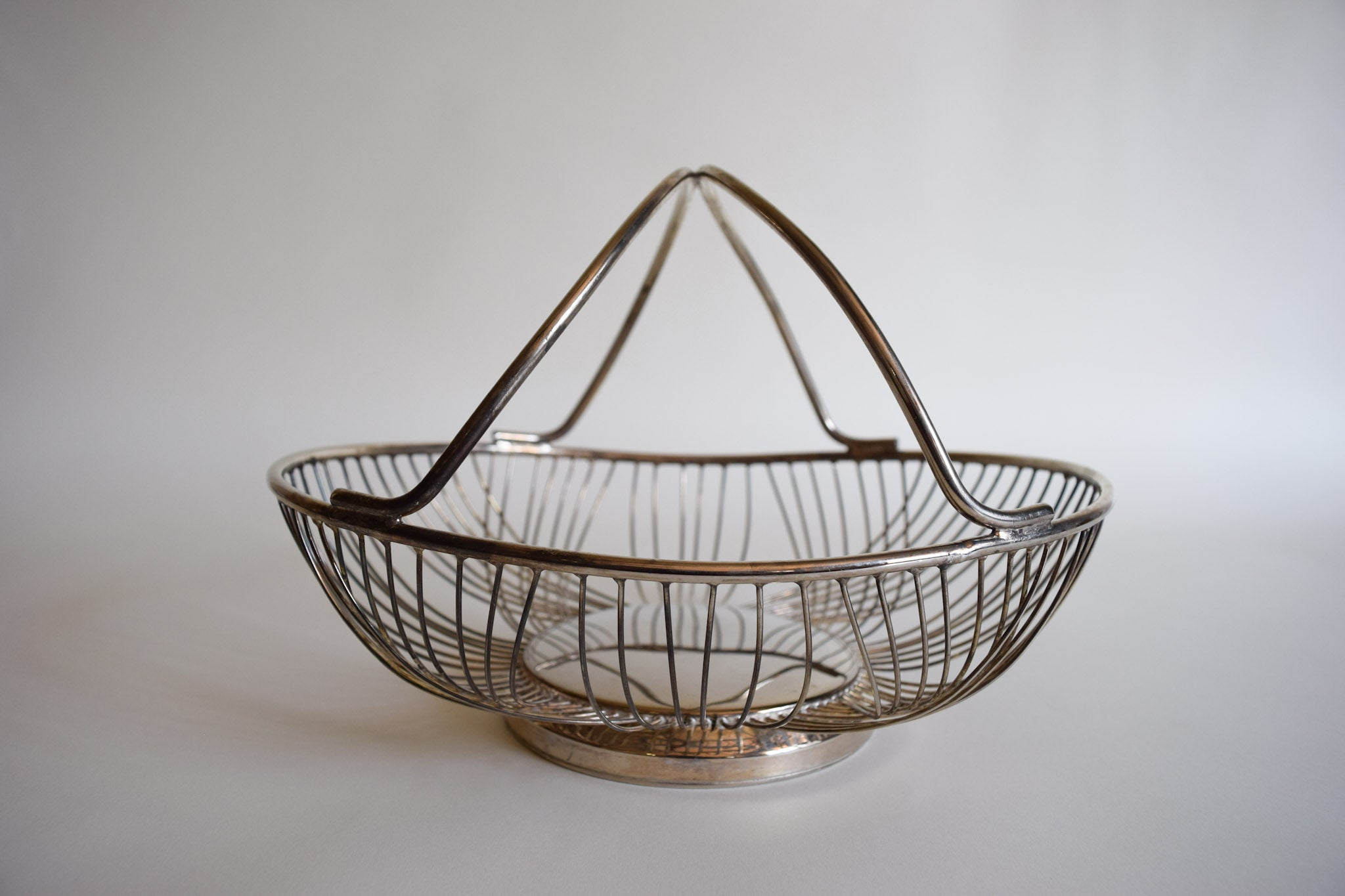 Criss Cross Basket