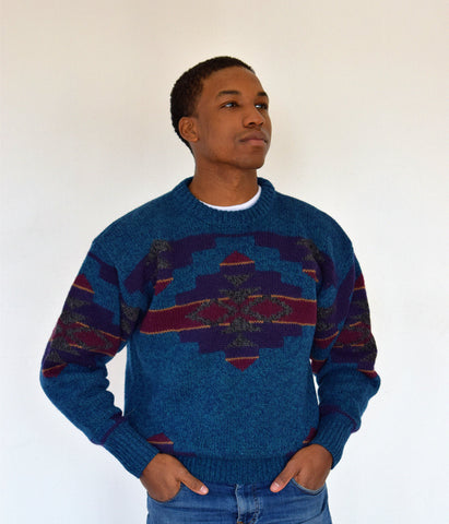 Eddie Bauer Wool Sweater