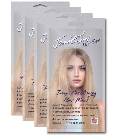 Deep Conditioning Hair Mask 4-pack