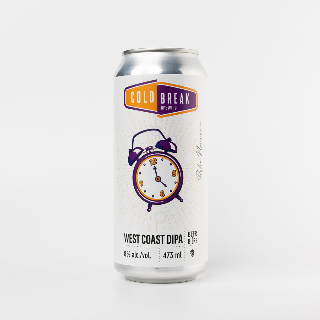 Retro - West Coast DIPA