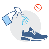 Anti-fungal shoe odor sprays can be toxic | NonScents.com