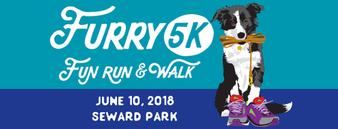 Furry 5K at Seward Park 2018 | NonScents.com