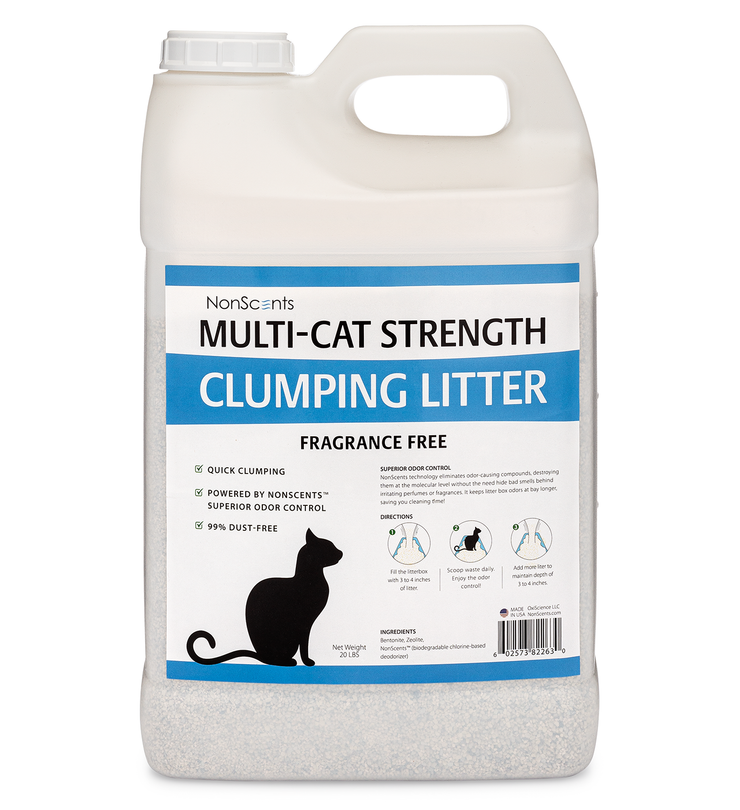 Clumping Cat Litter (19 Pounds)