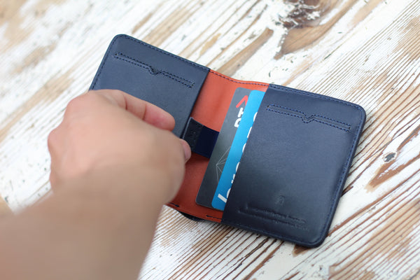 k2 mens leather wallet