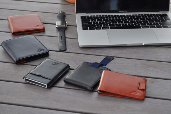 Slim Wallets: Not Just an Aesthetic
