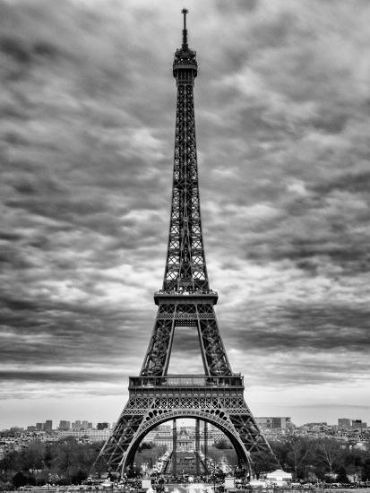 Eiffel Tower Symmetry