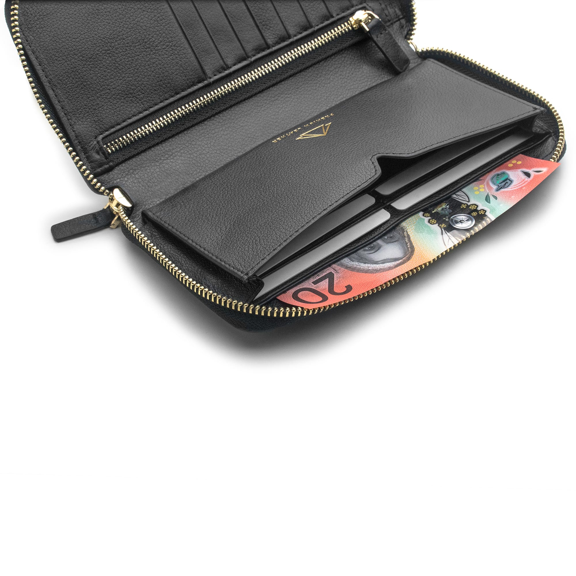 karakoram2 glorious womens wallets ladies purse black