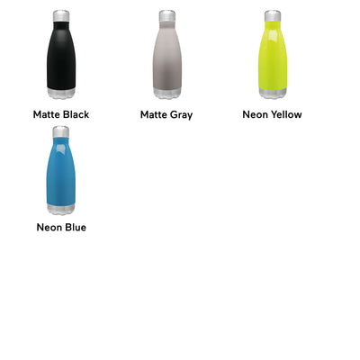 Stainless Steel Bottle - 12oz