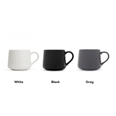 Large Crescent Mug - Restaurant Grade