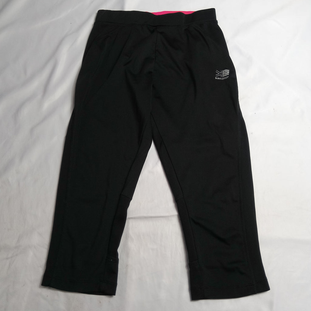 Pre-Loved Karrimor Capri Leggings Size 8 Condition Good