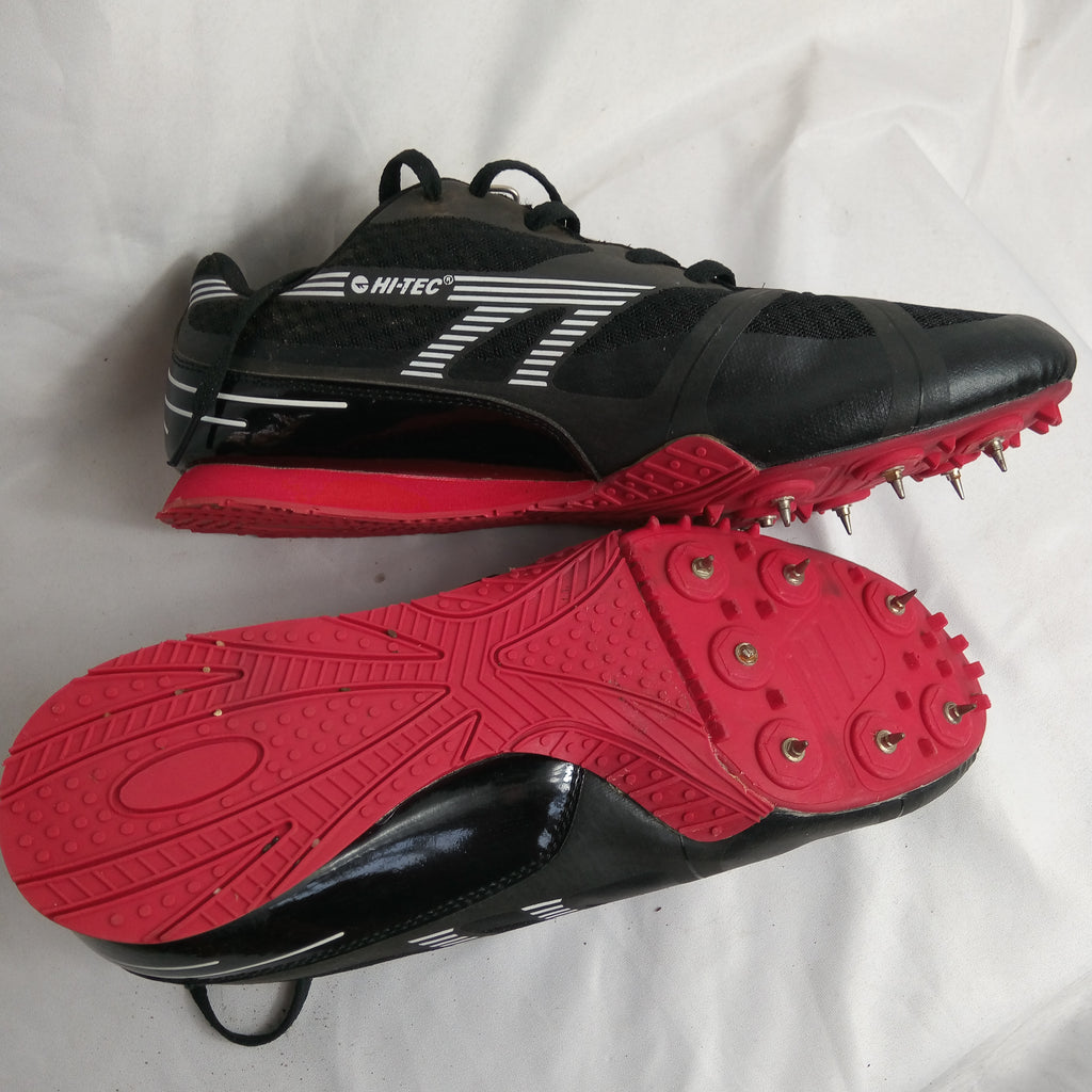 Pre-Loved Hi Tec Spikes Size 10 Condition Good