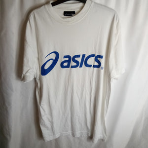 Pre-Loved Classic Asics Tee Size L