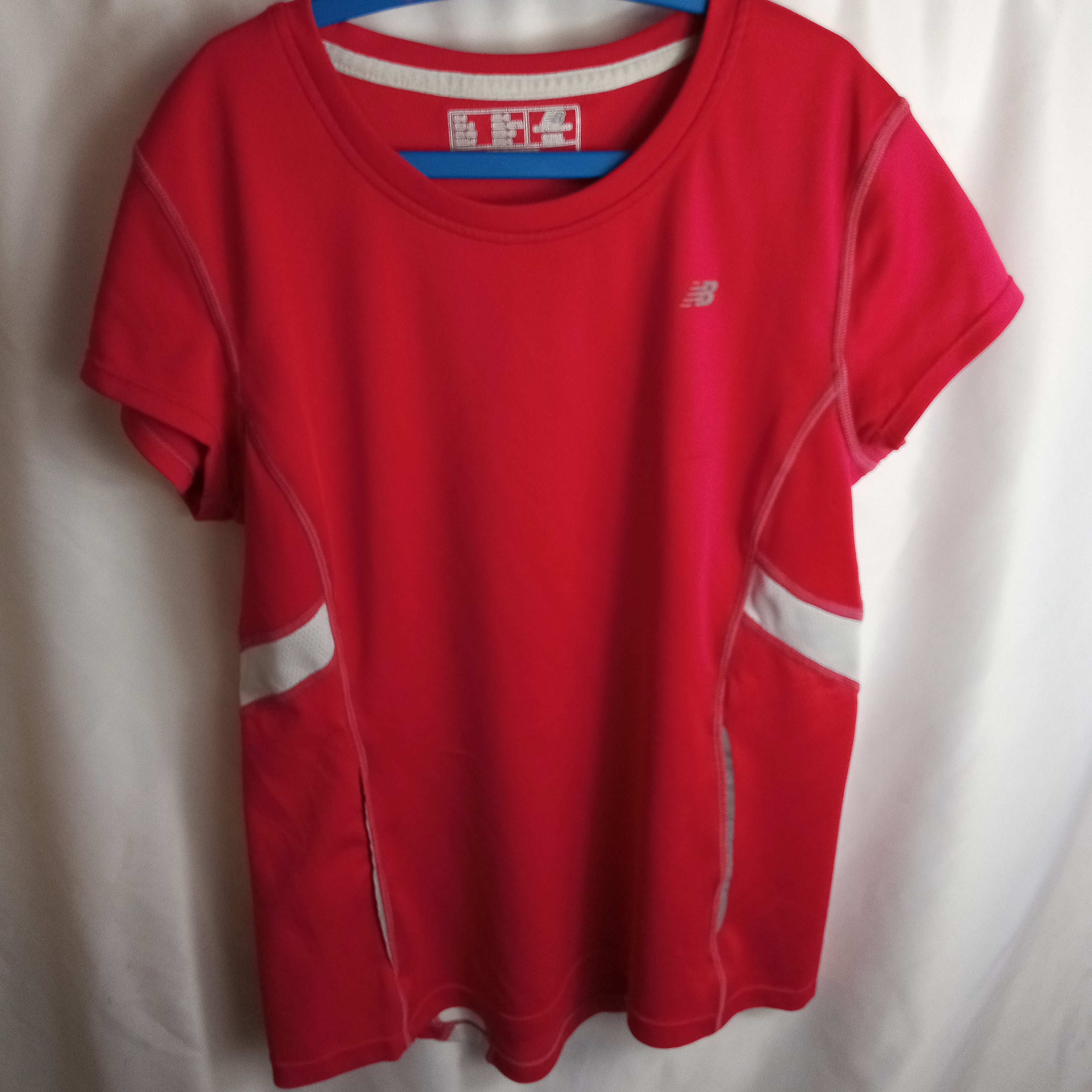 Pre-Loved New Balance Tee Size M Condition Good