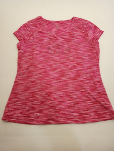 Pre-Loved Athletic Wear Tee Size L Condition Good
