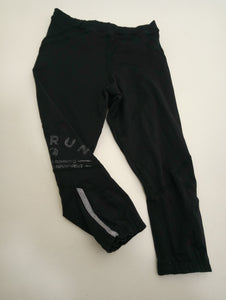 Pre-Loved Zooactive Capri Leggings Size XS Condition Good