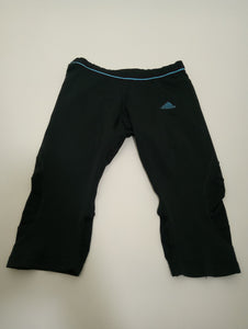 Pre-Loved Adidas Capri Leggings Size XS Condition Good
