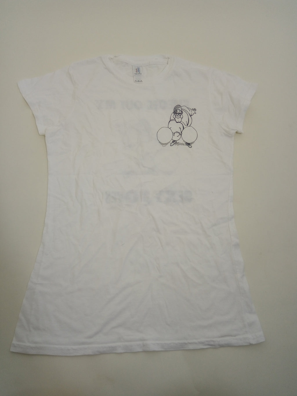 Pre-Loved T-Shirt Size M Ladies