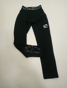 Pre-Loved Sondico Leggings Size 9/10 Yrs Condition Good