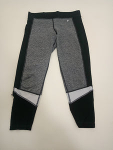 Pre-Loved F&F Active Leggings Size M/L Condition Good