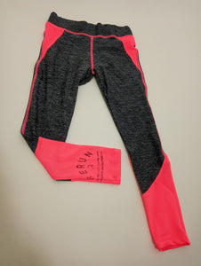 Pre-Loved NX Sport Leggings Size 8 Yrs Condition Vgood