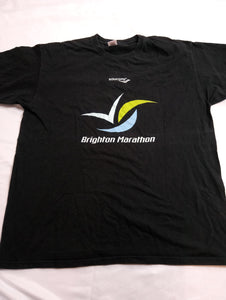 Pre-Loved Brighton Marathon Tee Size XL