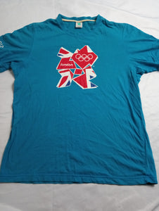 Pre-Loved London 2012 Tee Size M
