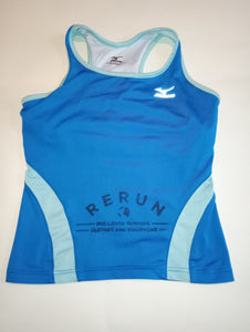 Pre-Loved Mizuno Vest Size XS Condition Good